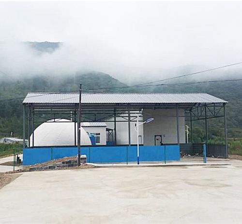 山东垃圾分选一体化设备、可燃垃圾气化发电一体化设备