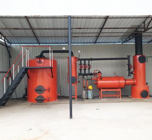 大型生物质气化炉